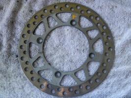 Front brake disc rotor 1991 91 Suzuki DR350R DR350 DR 350 - $28.04