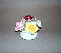 Royale Stratford Fine Bone China Porcelain Flower Bouquet Staffordshire England - $34.95