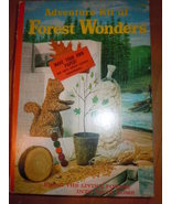 Vintage Adventure Kit of Forest Wondering Make Your Own Paper 1960 - $10.99