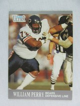 William Perry Chicago Bears 1991 Fleer Ultra Football Card 159 - $0.98