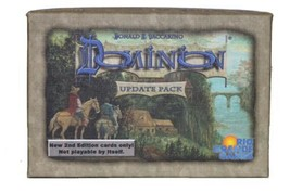 Rio Grande Games Dominion: 2nd Edition Board Game Update Pack  - $28.11