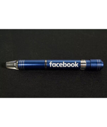 Facebook 3 in 1 Precision Lighted 6 bit Screwdrivers Set - $12.00