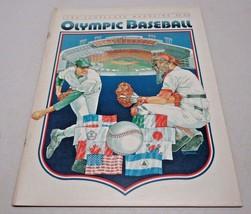 1994 Scorecard Magazine Olympic Baseball - $8.36