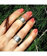 Midi rings, midi finger rings set, jewelry, gift for her, Sterling silve... - $70.00