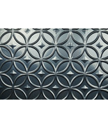Mirroflex Backsplash Celestial Brushed Aluminum - $16.99
