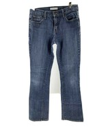 Levi Womens Sz 10 Jeans Medium Blue Boot Cut 515 Stretch Waist Zipper - $15.88