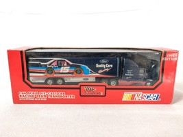 Racing Champions Ford Quality Care #15 NASCAR 1:64 Team Transporter 1994 - $22.50