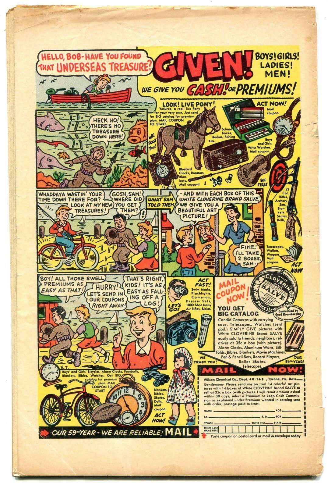 Ringo Kid #4 1954- Maneely- Atlas Western G