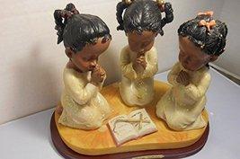 Three Little Girls Praying Figurine - $44.54