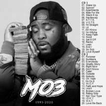 MO3 - 2 CD Mixtape by MO3 with 40 songs!!! MO3-4Life!!! - $7.99