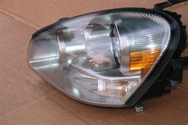 02-04 Infiniti Q45 F50 HID XENON Head Light Headlight Lamp Driver Left LH image 3