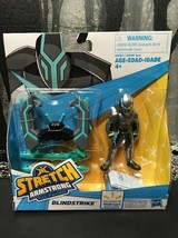 Netflix Stretch Armstrong and The Flex Fighters BLINDSTRIKE ACTION FIGUR... - $13.87