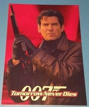 Tomorrow Never Dies 007 Promo Card P2 (Inkworks, 1997) James Bond - $3.00
