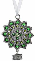 Gnz Attractive Zinc Chakra Ornaments in Your Choice of Style (Heart Chakra, I Lo - $6.88