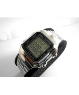 Casio Casual Dual Time Chronograph Digital Watch New With Box - $52.00