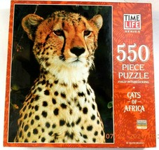 Milton Bradley Time Life Series 550 Piece Puzzle Cats of America - $12.99