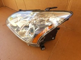 04-09 Lexus RX330 RX350 HID Xenon AFS Headlight Driver Left LH POLISHED image 2