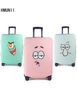 HMUNII® Fashion Trolley Case Cover Travel Suitcase Luggage Protective Co... - $16.38+