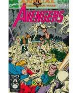 Avengers (1963 series) Annual #20 Marvel - Subterranean Wars - $4.00