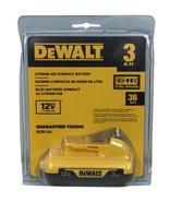 Dewalt Cordless Hand Tools Dcb124 - $39.00