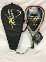 HEAD Intelligence i.X 220 Racquetball Racquet 3 5/8 Grip Sudsy Monchick NEW - $65.44