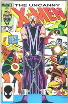 The Uncanny X-Men Comic Book #200 Marvel Comics 1985 FINE- NEW UNREAD - $5.48