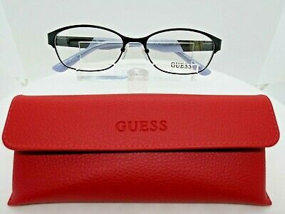 Primary image for GUESS GU 2353 (BLK) Black 53 x 16 135 mm Eyeglass Frames