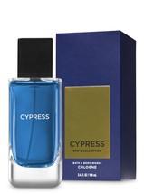 BATH & BODY WORKS Cypress 3.4 Fluid Ounces Eau de Cologne Spray - $34.18
