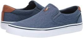 Polo Ralph Lauren Thompson Slip On Sneaker Men's/Blue(01087-J18)Various ... - $49.99