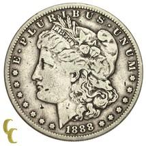 1888-S Argent Morgan Dollar ( Très Fin, VF État) - $201.33