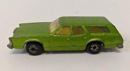 Vintage 1978 Matchbox Super Fast Diecast #74 Cougar Villager Station Wagon Toy - $8.00