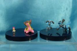 Pokemon Zukan DP7 1/40 Scale Figure Riolu Lucario Shellos Gastrodon West Sea - $49.99