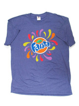 Fanta Splash Purple Heather Tee T-shirt     small BRAND NEW - $19.80