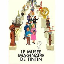 Nestor resin statue from Cllection Musée Imaginaire Tintin image 3