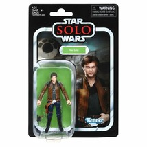 Star Wars | TVC | Han Solo | 3.75 Inch | Action Figure - $12.95