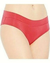 Ambrielle Cotton Modal Cheeky Panties Size Large (7) Pink Berry 1 Pair NEW - $11.87