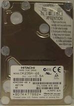 Hitachi DK239A-48 4.8GB 2.5IN IDE Drive Free USA Shipping Our Drives Work