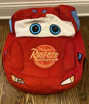 Disney Cars Lightning McQueen Large Bean Bag Plush - $28.04