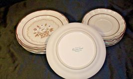 Stoneware Cumberland Mayblossom Dessert Plate by Hearthside AA-192035-A Vintage image 5