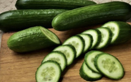 Cucumber Cukes 10 Seeds fresh vegetable seeds ready to plant in your garden - $1.99