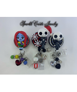 The Nightmare Before Christmas Clay Badge Reel - $22.99+