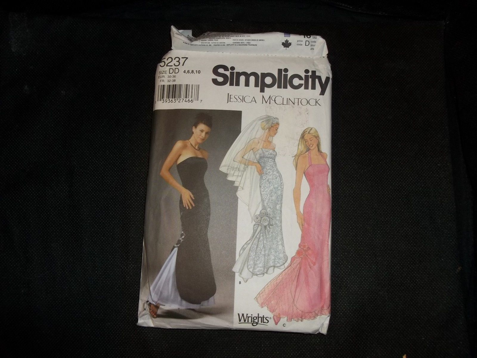 Jessica McClintock Wedding Dress Formal Gown and 50 similar items