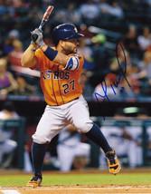 Jose Altuve Signed Photo 8X10 Rp Autographed Houston Astros - $19.99