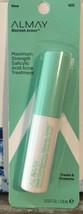 Almay Blemish Armor Max.Strength Treats & Protects Acne Treatment 0.13 F... - $11.95