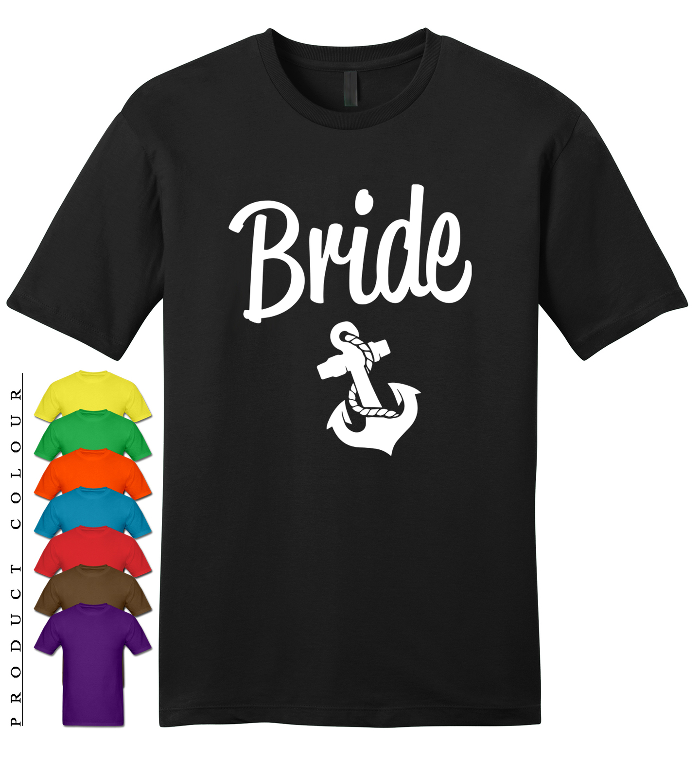 Primary image for Bride Mens Gildan T-Shirt New