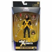 """HASBRO MARVEL LEGENDS X-MEN 6"""" NEW MUTANTS DANI MOONSTAR ACTION FIGURE w... - $52.48"""
