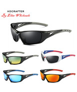 HDCRAFTER HD5273 Sports Riding Glasses Coated Lens Polarized Sunglasses - $21.98