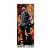 """The Walking Dead 2013 Lifesize poster Daryl Dixon 30"""" X 76"""" huge factory... - $24.98"""