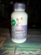 GNC Pets Ultra Mega Calming Formula Beef Flavor 180 Chewable Tablet - EX... - $16.83