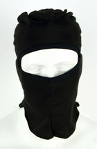 Russian Military Army Spetsnaz Special Forces 1 Hole Face Mask Balaclava Black - $6.45